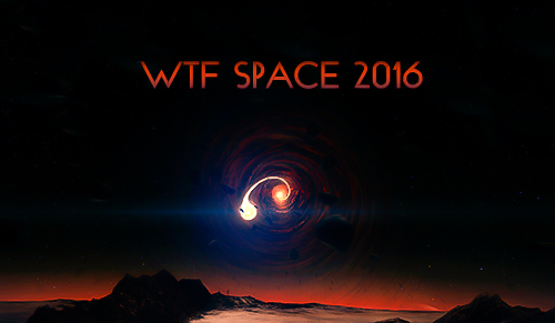 WTF Space 2016