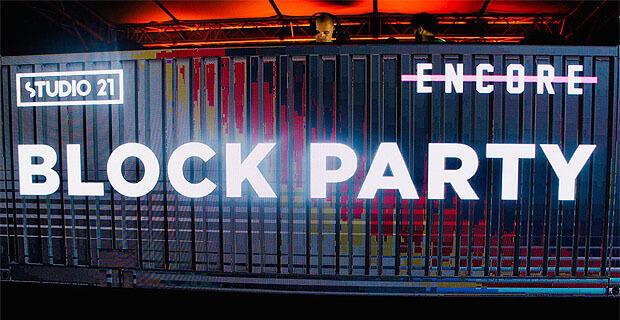 Block Party: состоялась первая автовечеринка лета от STUDIO 21  - Новости радио OnAir.ru