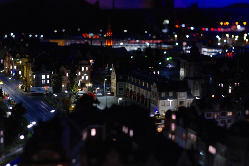 Музей миниатюры - Miniatur Wunderland в Гамбурге