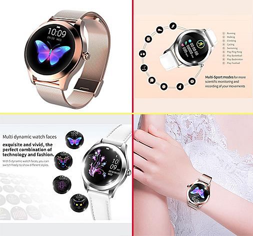 0001_Fashion Smart Watch Women