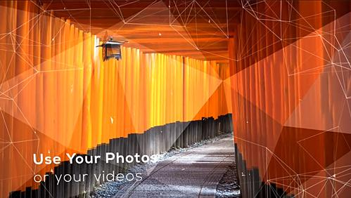 0027_ Polygon Slideshow _After Effects Template