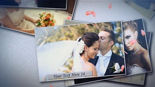 0030_Wedding_After Effects Template