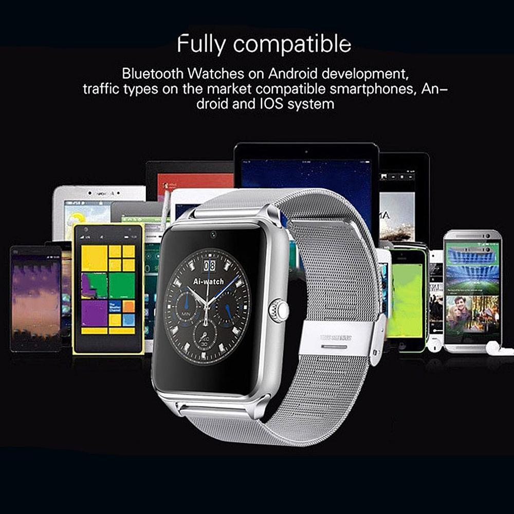 Смарт-часы Bluetooth