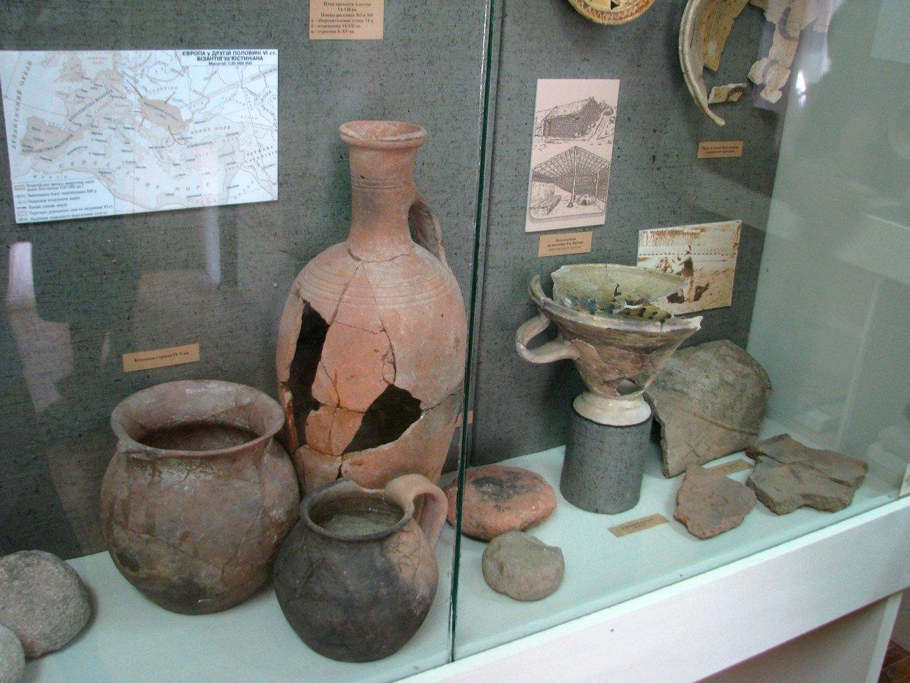 Историко-краеведческий музей города Алушты. Часть 1