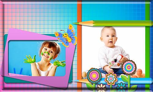 0S03   Детские , стили  для ProShow Producer