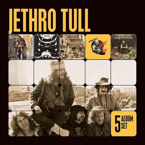 Скачать Jethro Tull – 5 Album Set (2012) Бесплатно