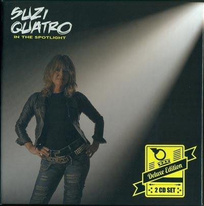 Скачать Suzi Quatro - In The Spotlight (Deluxe Edition) (2012) Бесплатно