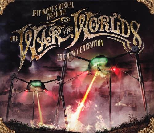 Jeff Wayne - Jeff Wayne�s Musical Version of The War of the Worlds: The New Generation (2012)