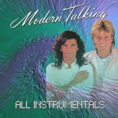 Скачать Modern Talking - All Instrumentals (2003) Бесплатно