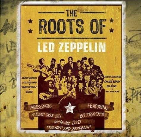 VA - The Roots of Led Zeppelin (2011)