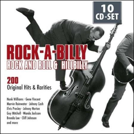 VA - Rock-A-Billy Rock And Roll & Hillbilly (2012)