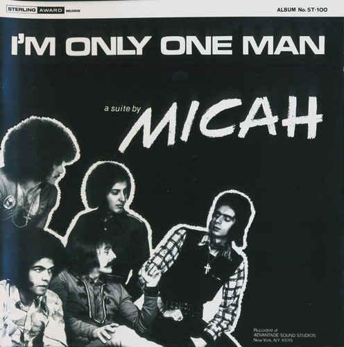 Скачать Micah - I'm Only One Man (1971) Бесплатно