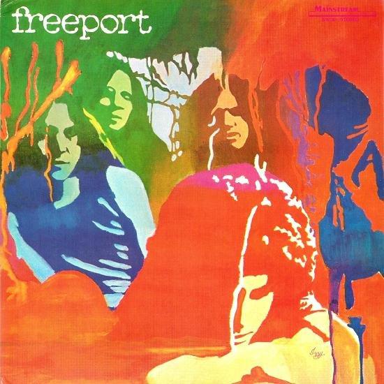 Скачать Freeport - Freeport (1970) Бесплатно