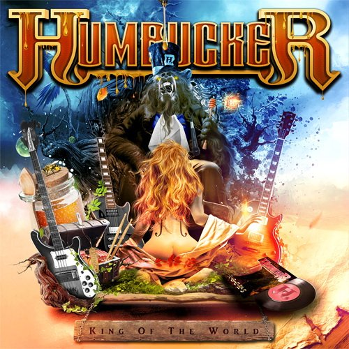 Humbucker - King Of The World (2014)