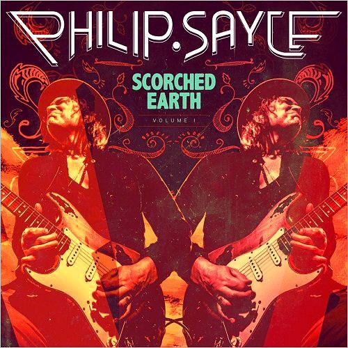 Philip Sayce - Scorched Earth Vol. 1 (2016)
