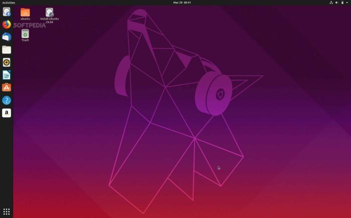 Выпущена бета-версия Ubuntu 19.04 (Disco Dingo) с Linux Kernel 5.0