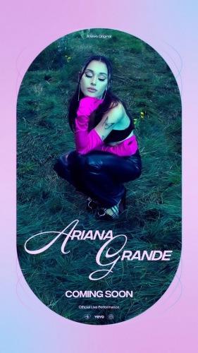 Изображение для Ariana Grande / Official Live Performance Vevo (2021) WEB-DL 1080p (кликните для просмотра полного изображения)