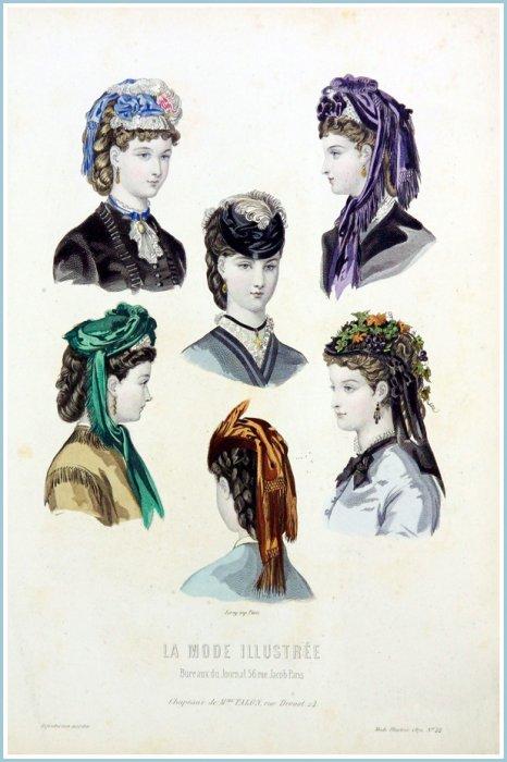 Дамы эпохи №55 - Лариса Огудалова