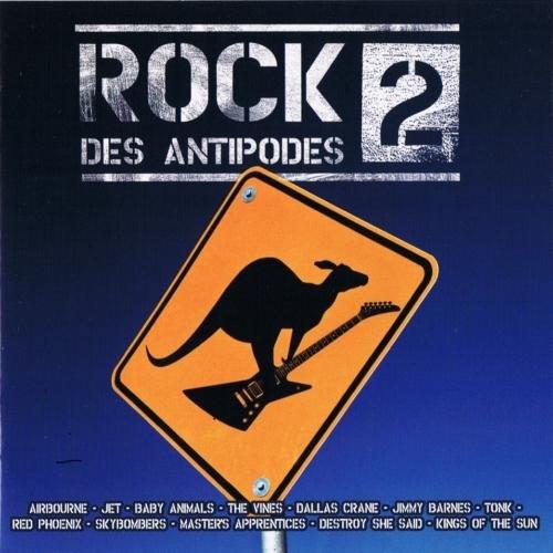 Скачать VA - Rock Des Antipodes 2 (2012) Бесплатно