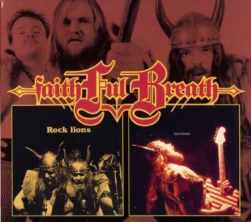 Faithful Breath - Rock Lions / Hard Breath (2012)