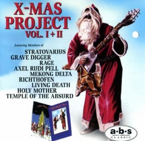 Скачать VA - X-Mas Project Vol. I+II (1997) Бесплатно