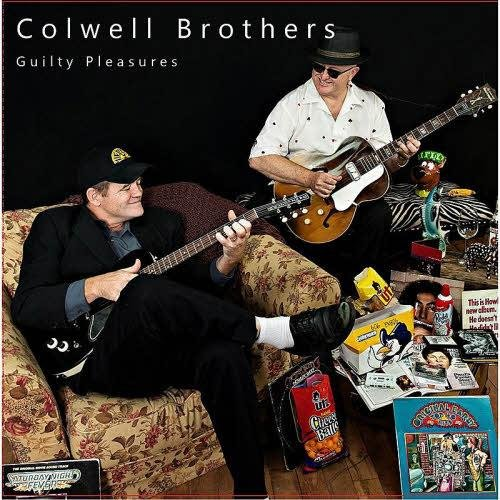 Colwell Brothers - Guilty Pleasures (2012)