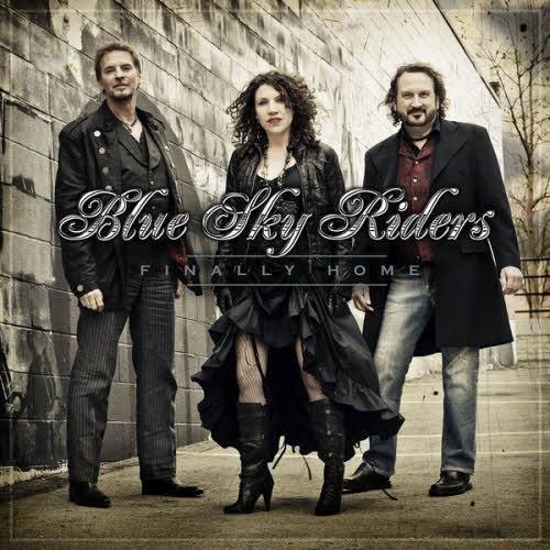 Blue Sky Riders - Finally Home  (2013)