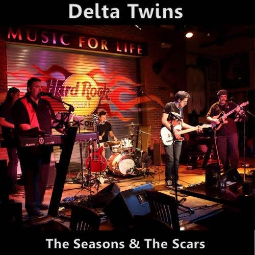 Delta Twins - The Seasons & the Scars (2012)