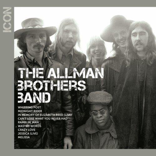 Скачать The Allman Brothers Band - Icon (2013) Бесплатно