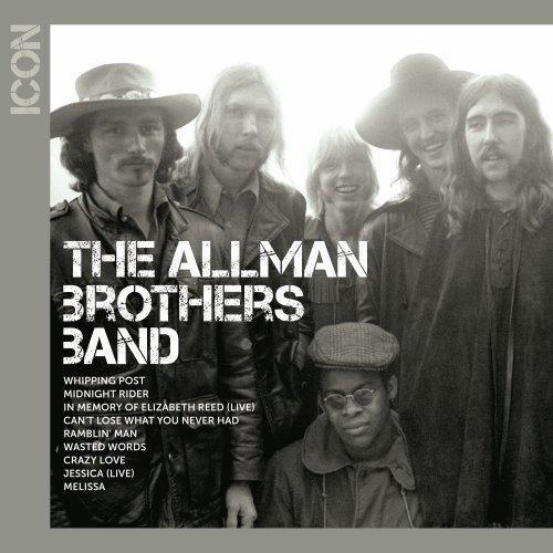 Скачать The Allman Brothers Band - Icon (2013) Бесплатно
