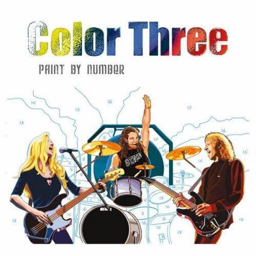 Скачать Color Three – Paint By Number (2013) Бесплатно