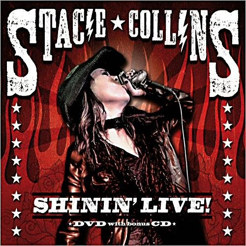 Скачать Stacie Collins & The Al-Mighty Band - Shinin' Live! (2013) Бесплатно