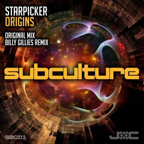 Starpicker - Origins (Original Mix; Billy Gillies Remix) [2020]
