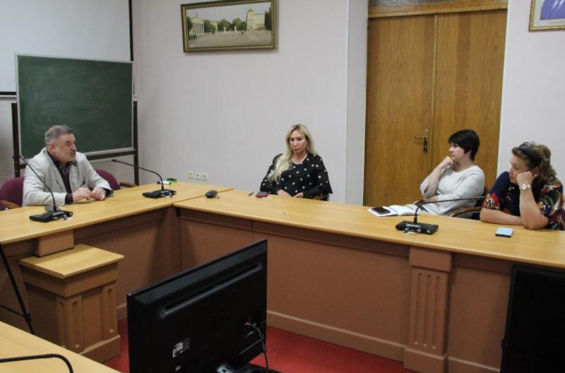 Круглый стол «Перспективы развития законодательства о потребительской кооперации»