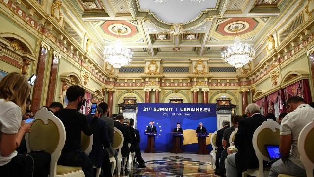 Радий незмінності позиції ЄС стосовно поведінки Росії – Глава держави