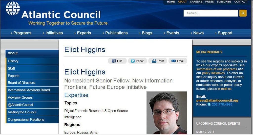 Политика: Колокольчики храбрых мышей: спецслужбы через Bellingcat сливают информацию The insider