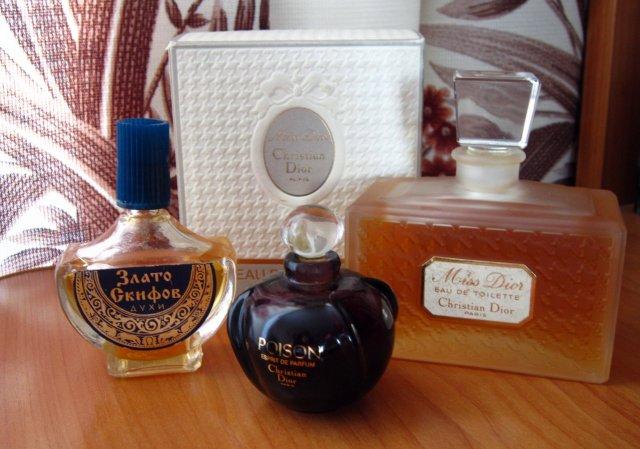 Беседы о парфюме