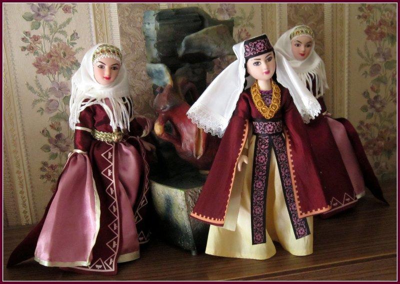 Куклы в народных костюмах – Наши коллекции