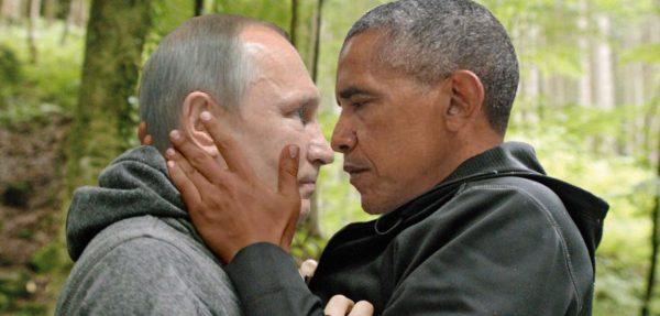"""Путин и Обама """"совсем кратко"""" переговорили на саммите АТЭС, - Песков - Цензор.НЕТ 8166"""