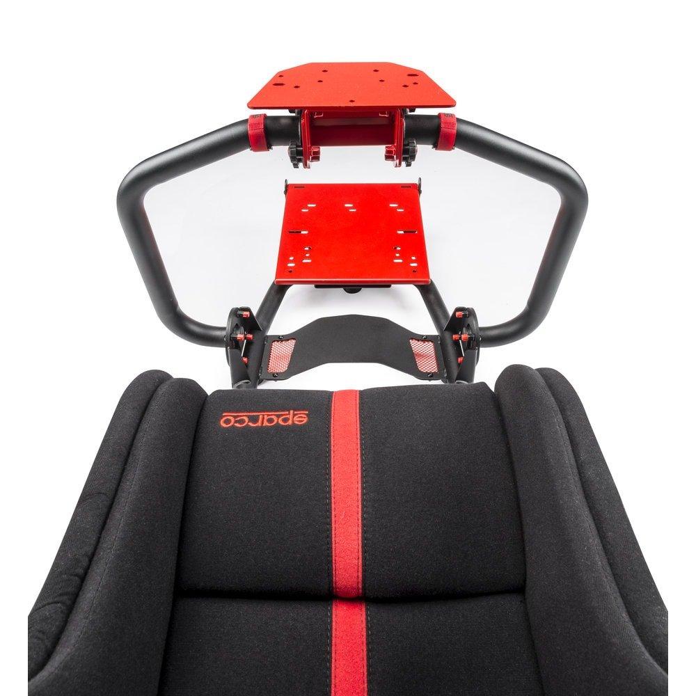 """фото гоночный симулятор """"Car racing simulator EVOLVE """" пр-во Sparco ® (Италия)"""