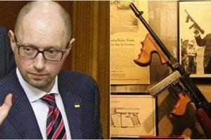 Яценюк отправился на встречу с Порошенко - Цензор.НЕТ 8441