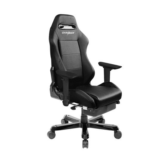 Компьютерное кресло с подставкой для ног от DXRacer OH/IS03/N/FT