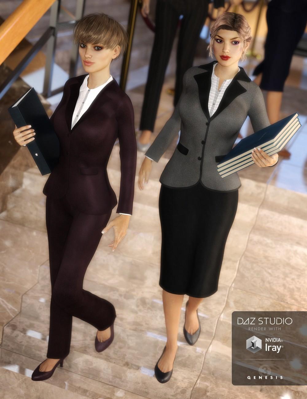 Business Suit Textures