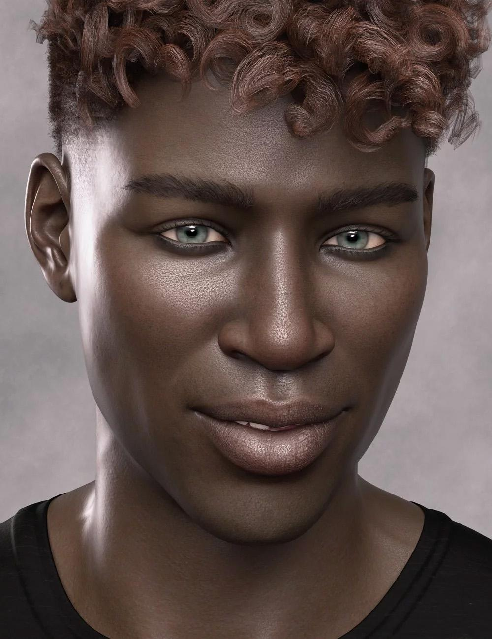 Aron HD for Genesis 8 Male