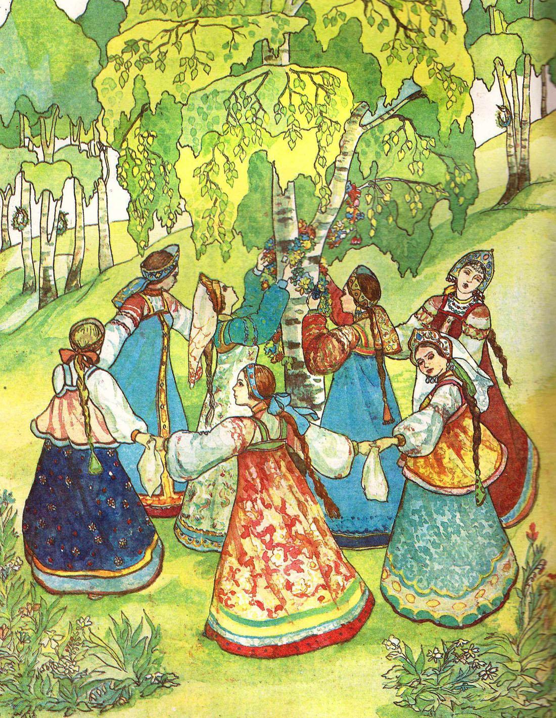 Сказка Аленький цветочек (Сергей Аксаков)