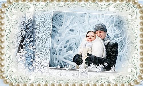 4011_ProShow Producer   Колдовала зима