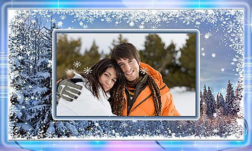 4055_Project ProShow Producer Новогодняя