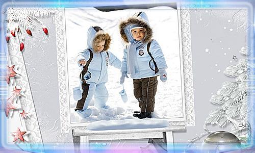 4057_Project ProShow Producer Волшебница зима