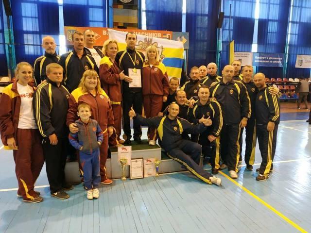 Держслужбовці Рівненщини – бронзові призери XX Всеукраїнської спартакіади