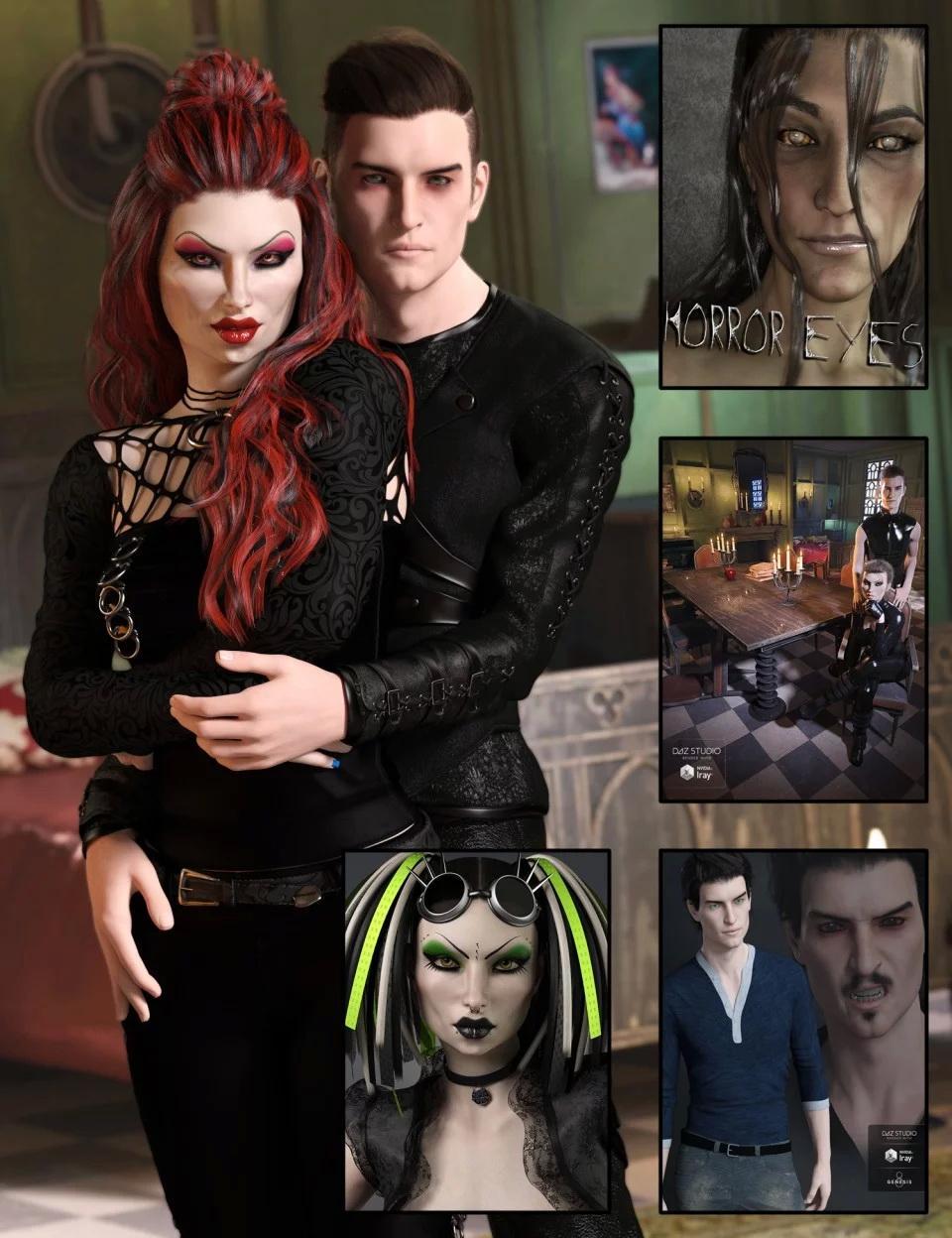 Gothic Dreams Bundle